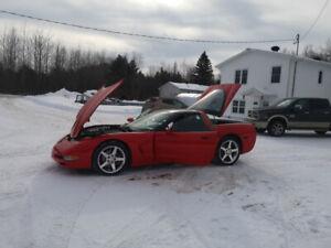 Corvette 1998 manuel
