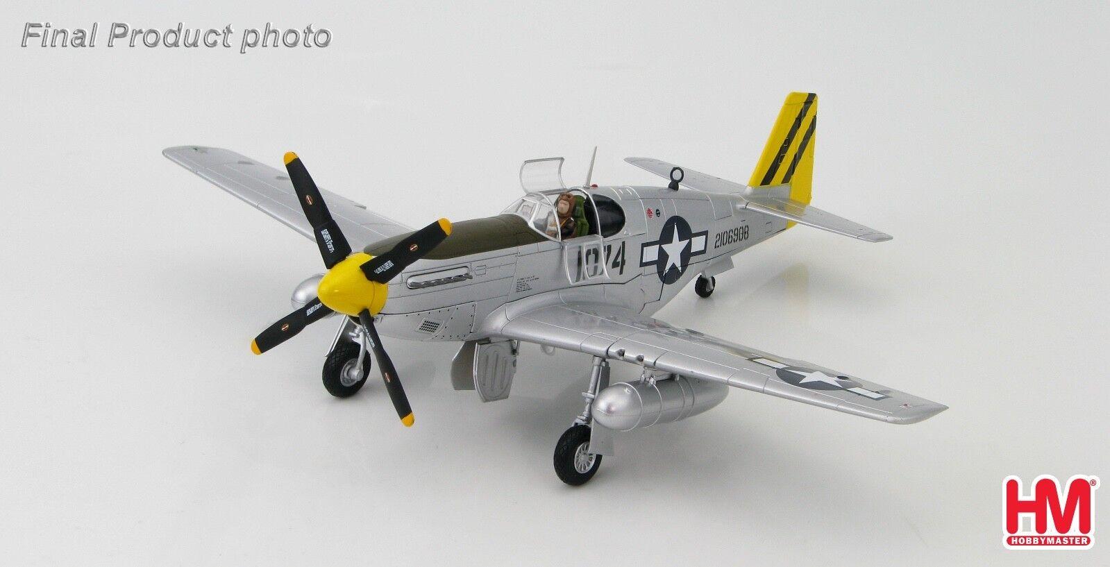 Hobby Master HA8506 1 48 P-51B  Mustang Lt. Leonard R. Reeves Pungchacheng 1945  en solde 70% de réduction