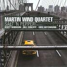 Salt 'n Pepper * by Martin Wind (CD, Aug-2008, Challenge Records)