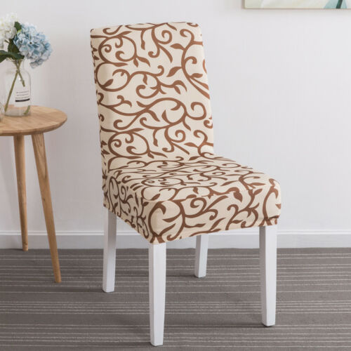 Soft Detachable Elastic Chair Cover Home Slipcovers Hotel Banquet Seat Cover New