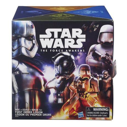 Exclusivité Star Wars Episode 7: Légion du Premier Ordre - Ensemble de figurines 630509381685
