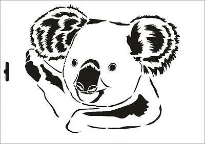 Wandschablone Maler T-shirt Schablone W-434 Stuck ~ UMR Design