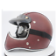miniature 16 - Vintage Full Face Motorcycle Helmet Deluxe Leather Street Bike Cruiser Helmet