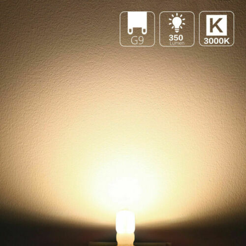 5 X 10 X G9 5W LED Capsule Bulb Replace Light Lamps AC220-240V WOW