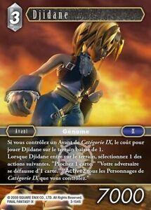 Lot-22-Cartes-Final-Fantasy-TCG-Starter-Deck-IX-Un-Exemplaire-De-Chaque