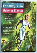 Fantasy and Science Fiction Vol 15 No 6. 1958 Approx grading : Fine