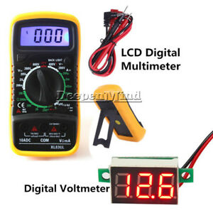 Digital-LCD-Multimeter-Voltmeter-Ammeter-OHM-AC-DC-VOLT-Tester-Checker-XL830L
