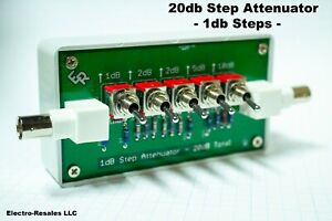NEW-0-20db-Variable-Step-Attenuator-50-OHM-for-Electronics-Test-Laboratory-Ham