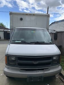 2002 Chevy Express Cube Van