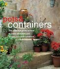 Pots and Containers by Parragon Plus (Paperback, 2006)