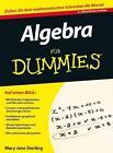 Algebra für Dummies von Mary Jane Sterling (Taschenbuch)