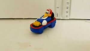 RARE-Woody-Woodpecker-Voiture-de-Course-Action-Figurine