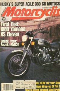 1979-December-Motorcyclist-Motorcycle-Magazine-Back-Issue-Yamaha