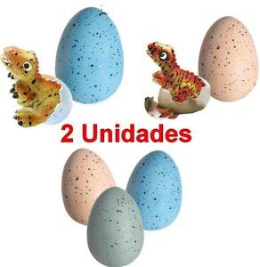 Set Huevos juguete El 11 Bebé Agua De 2 8 X Cm rompe 5 Dinosaurio Detalles Niño Cascaron CoedBrxW