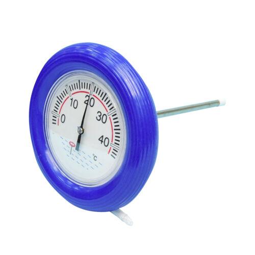 Thermometer Pool-Thermometer Poolthermometer Smart rund Ø19cm 30cm lang Praher