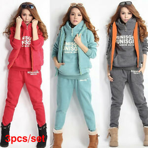 3PCS-Set-Femmes-Survetement-Manteau-Pantalon-Gilet-Sport-Suit-Lettre-SwRD