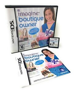 imagine boutique owner nds