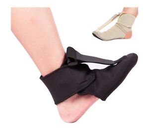 Adjustable Plantar Fasciitis Night Splint Foot Brace Support Toe Sport Pain New