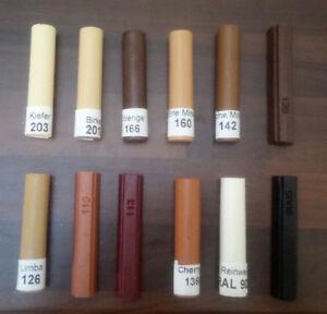 Konig Softwax Soft Wax Wood Filler Repair Stick