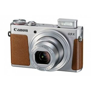 CANON-G9-X-Powershot-SILVER-WI-FI-28mm