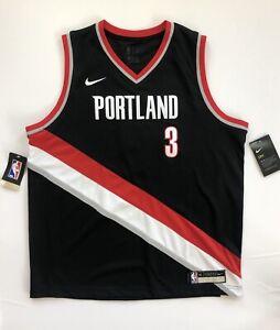 0cadede7b275 Youth XL (18-20) C.J. McCollum Portland Trail Blazers Nike Swingman ...