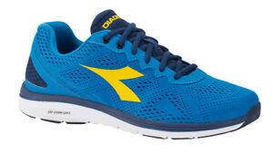 SCARPE UOMO DIADORA SWAN 2 ar 171445 Azzurro C4531 Sneakers moda con Memory Foam
