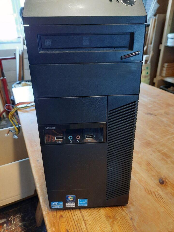 HP, 3,1 Ghz, 8 GB ram