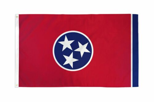 3x5 Tennessee State Premium 210D 3/'x5/' Knitted Poly Nylon DuraFlag Banner FI