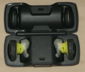Bose Soundsport Free Wireless Headphones w/Charging Case Model #423729