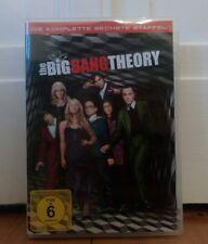the Big Bang Theory-Die Komplette Sechste Staffel/3 DVD Set/+Bonusmaterial/Neu