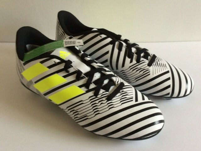 Dictadura Atento botella  Adidas Nemeziz 174 Fxg J S82458 green halfshoes for sale online | eBay