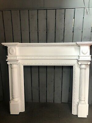 C4 Pine carved corbels 156x62x40mm fire surround interiors furniture 4xpieces W5