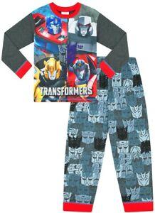 Transformers Boys Bumblebee Optimus Prime Pyjamas