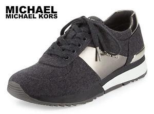 MICHAEL-MICHAEL-KORS-Women-039-s-Allie-Trainer-Sneakers-Sport-Designer-Fashion-NIB