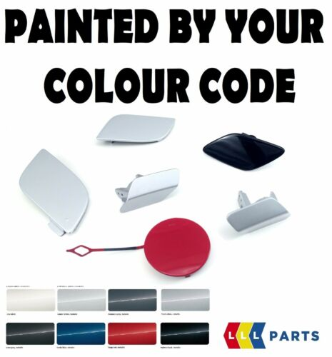 MERCEDES BENZ MB A W176 AMG FRONT TOW HOOK COVER PAINTED BY YOUR COLOUR CODE