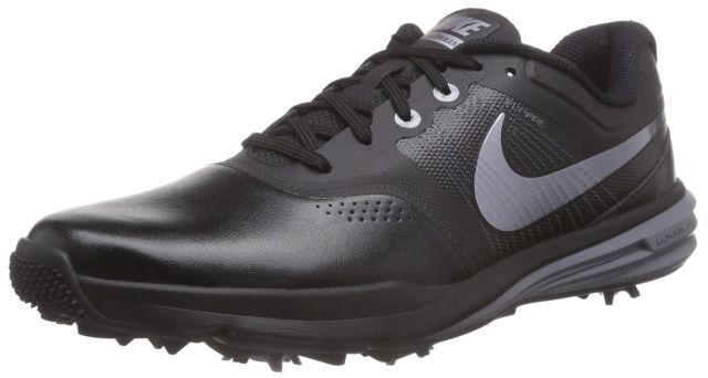 25adbf3958d9 Mens Nike Lunar Command Size 7 Medium Golf Shoes Black 704427-001 for sale  online