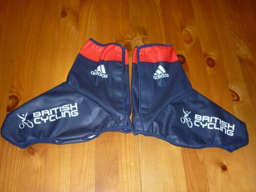 ADIDAS BRITISH CYCLING RACE OVERSHOES BRAND NEW IN BAG SIZE XSMALL