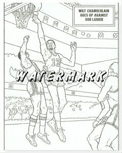 VINTAGE NBA VENUS PARADISE COLLECTIBLE 1 LOT OF 3 (8.5x11 ...