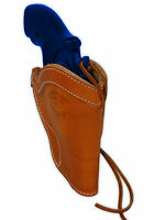 Barsony Tan Leather Western Style Holster For Charter Arms 22 38 357 Snub 2