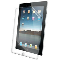 1x CLEAR Front Skin Protector Protection Guard Cover Film For iPad 2 3 4 JG