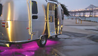 Led Motorhome Rv Lights __ Air Stream Tag Along Camper 1970 1971 1972 1973 74 75