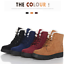 Winter-Snow-Boots-Warm-Suede-Ankle-Fur-Thicken-Women-039-s-Shoes-Ski-Flats-Casual