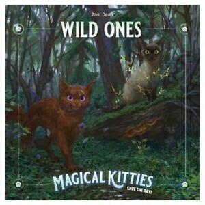 Wild Ones Gatitos salvar el día mágico