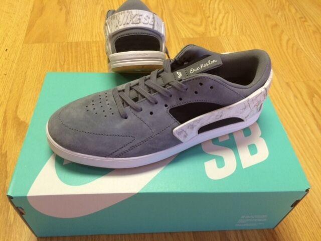 Nike Eric Koston Huarache Wolf Gray Marble sz 8.5 SB,QS,TZ,NRG,6.0,skateboard