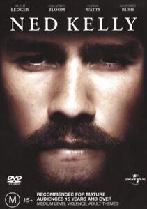Ned-Kelly-R4-DVD-2003-Heath-Ledger-Orlando-Bloom-Naomi-Watts-GC-FREE-POST