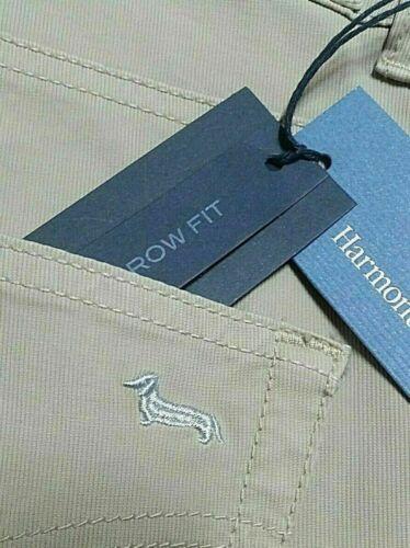 Pantalone Elegante Uomo Harmont/&Blaine Beige W01343 Slim Fit Estivo €  ̶1̶5̶5̶