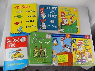 Cooking with the Cat Dr. Seuss The Cat in the Hat