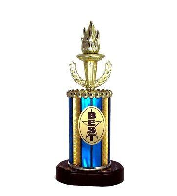 My Hero Trophy Appreciation Recognition Winner Achievement Best