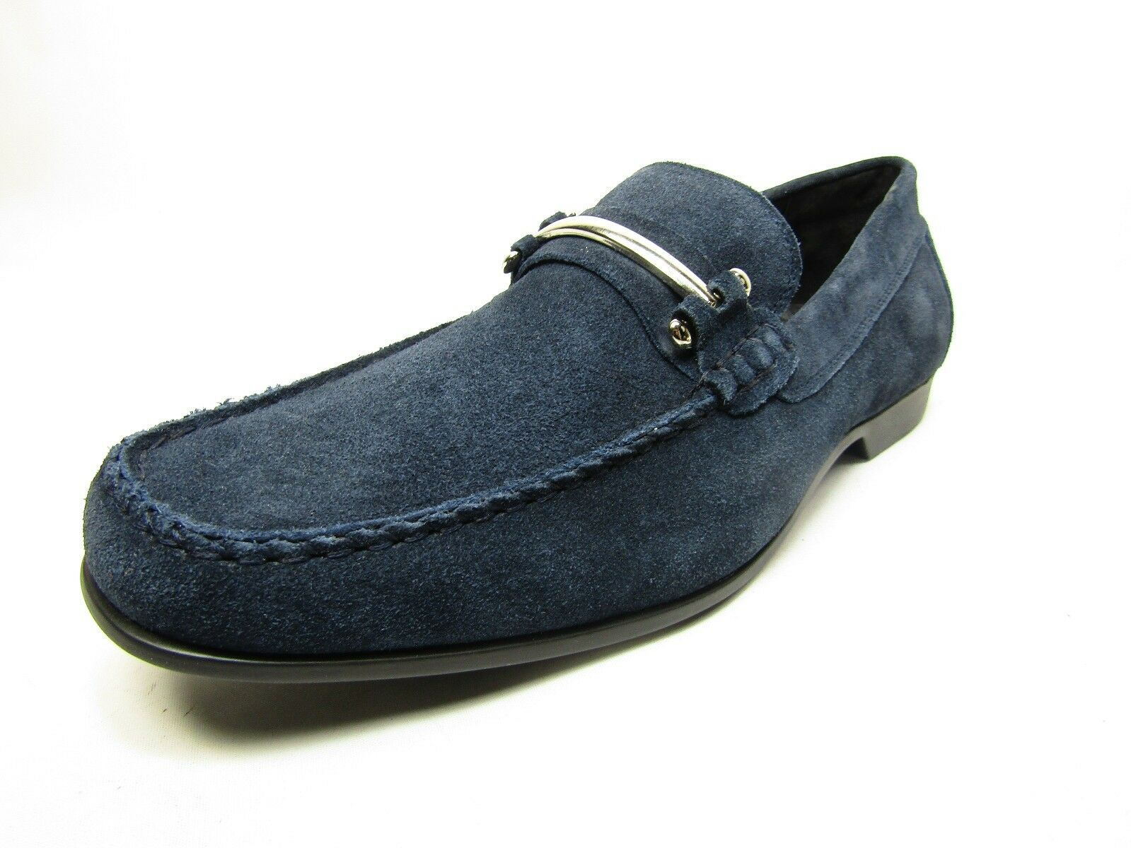 Stacy Adams Eagon Slip-on Loafer Azul Marino para Hombre M