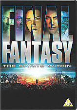 Final Fantasy - The Spirits Within (DVD, 2011)